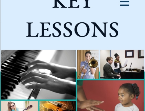 What Inspired You To Set Up Key Lessons?